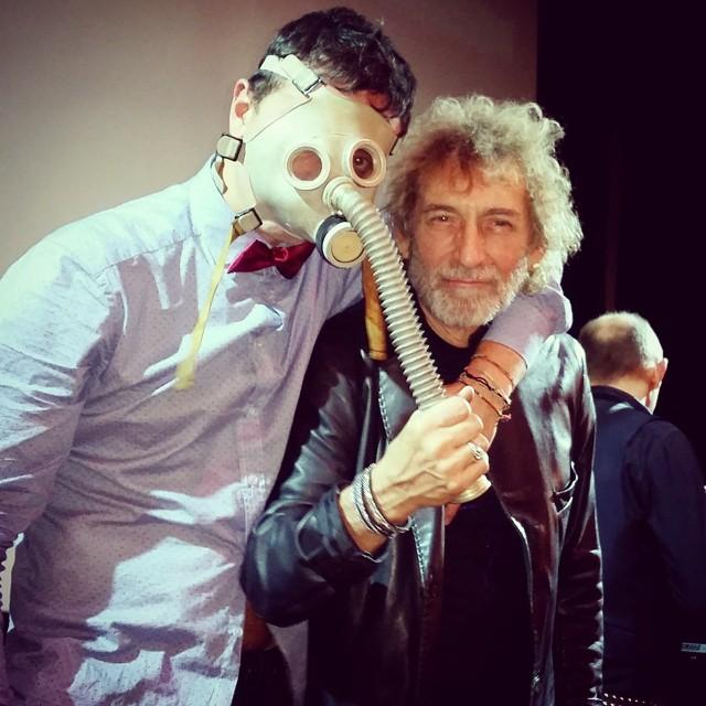 Claudio Golinelli, detto il Gallo, bassista di Vasco Rossi e della Steve Rogers Band